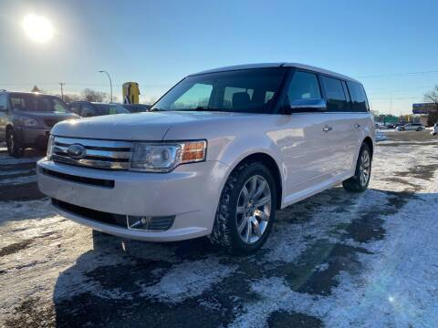 2010 Ford Flex for sale at Auto Tech Car Sales and Leasing in Saint Paul MN