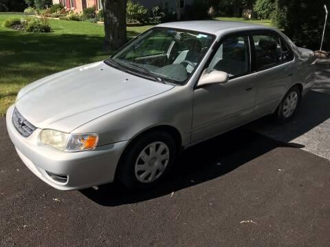 2002 Toyota Corolla for sale at 10th Ward Auto Sales, Inc in Chicago IL