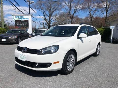 2013 Volkswagen Jetta for sale at Sports & Imports in Pasadena MD
