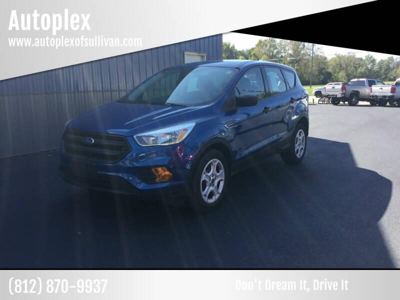 2017 Ford Escape for sale at Autoplex in Sullivan IN