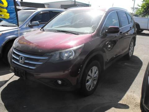 2014 Honda CR-V for sale at Merrimack Motors in Lawrence MA