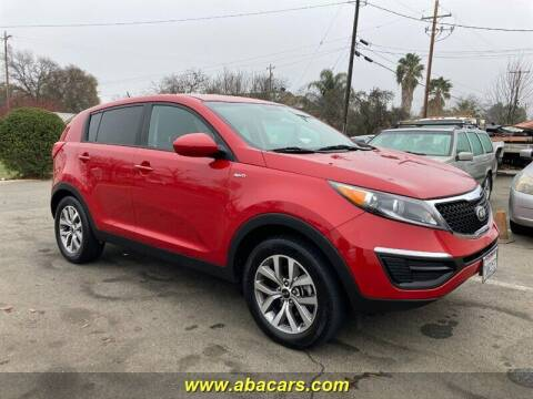 2014 Kia Sportage for sale at About New Auto Sales in Lincoln CA