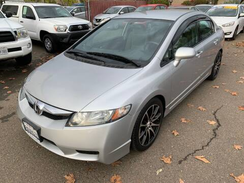 2011 Honda Civic for sale at C. H. Auto Sales in Citrus Heights CA