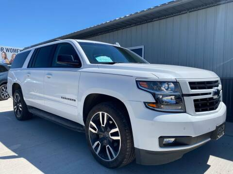 2019 Chevrolet Suburban for sale at FAST LANE AUTOS in Spearfish SD