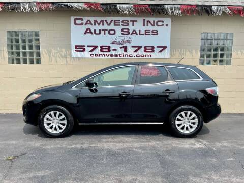2010 Mazda CX-7 for sale at Camvest Inc. Auto Sales in Depew NY