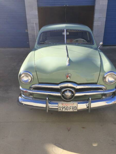 1950 Ford CUSTOM DELUXE for sale at New Rides in Portsmouth OH
