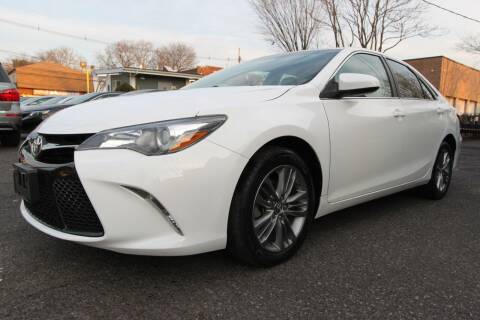 2015 Toyota Camry for sale at AA Discount Auto Sales in Bergenfield NJ