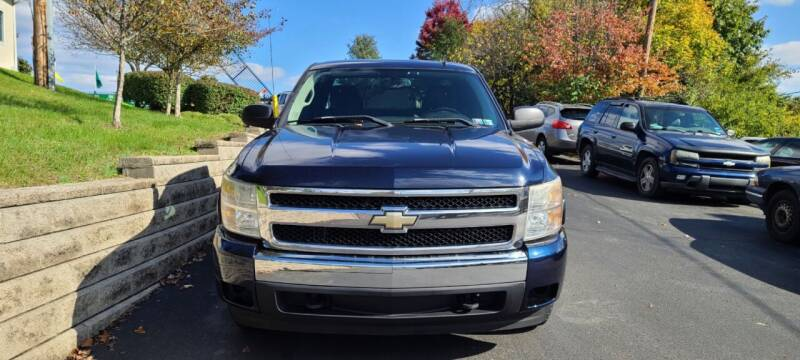 2007 Chevrolet Silverado 1500 LT1 4dr Extended Cab 4WD 8 ft. LB - Willow Grove PA