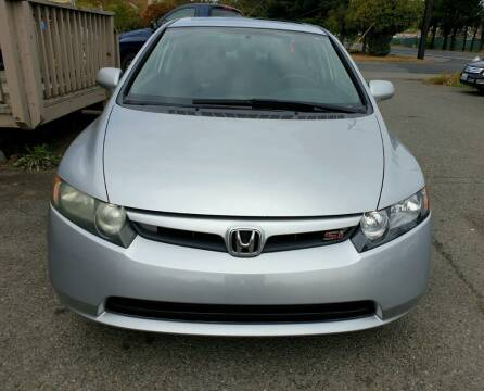 2007 Honda Civic for sale at Life Auto Sales in Tacoma WA