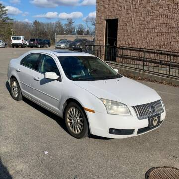2007 Mercury Milan for sale at MBM Auto Sales and Service in East Sandwich MA