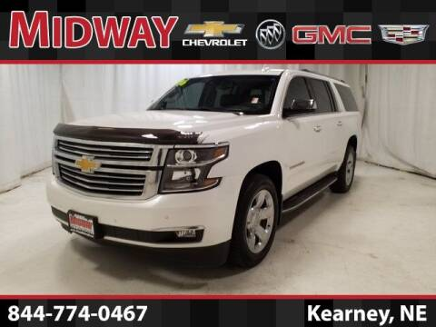 2016 Chevrolet Suburban for sale at Midway Auto Outlet in Kearney NE
