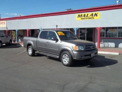 2004 Toyota Tundra for sale at Atayas Motors INC #1 in Sacramento CA
