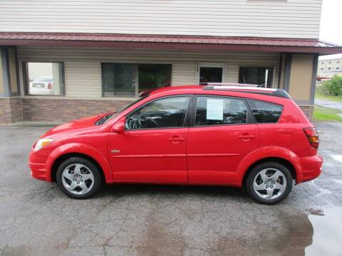 2005 Pontiac Vibe for sale at Settle Auto Sales TAYLOR ST. in Fort Wayne IN