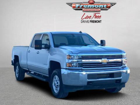 2018 Chevrolet Silverado 2500HD for sale at Rocky Mountain Commercial Trucks in Casper WY