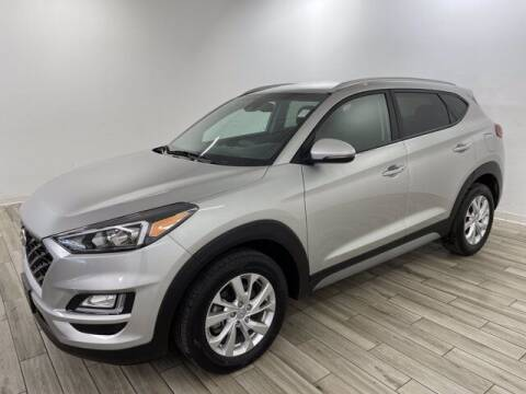2020 Hyundai Tucson for sale at TRAVERS GMT AUTO SALES - Traver GMT Auto Sales West in O Fallon MO