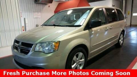 2013 Dodge Grand Caravan for sale at Nyhus Family Sales in Perham MN