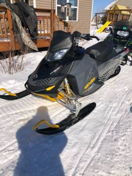 2008 Ski-Doo MXZ X 800 P-TEK for sale at Budget Auto in Appleton WI