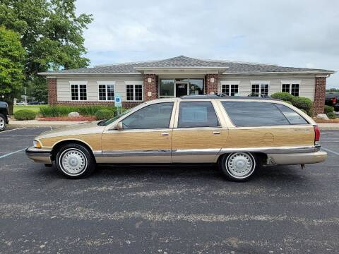 1996 Buick Roadmaster for sale at Pierce Automotive, Inc. in Antwerp OH