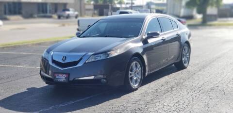 2009 Acura TL for sale at Vision Motorsports in Tulsa OK