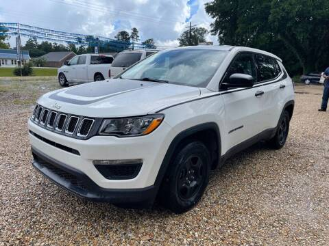2018 Jeep Compass for sale at Southeast Auto Inc in Walker LA