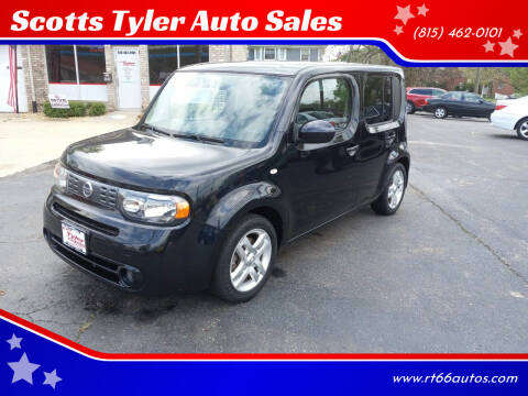 2011 Nissan cube for sale at Scotts Tyler Auto Sales in Wilmington IL