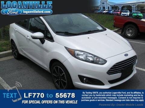2018 Ford Fiesta for sale at Loganville Quick Lane and Tire Center in Loganville GA