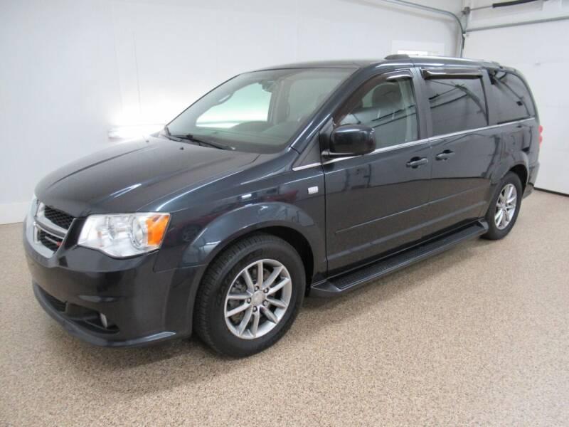 2014 Dodge Grand Caravan for sale at HTS Auto Sales in Hudsonville MI
