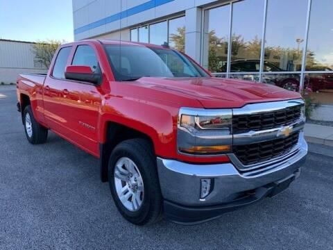 2018 Chevrolet Silverado 1500 for sale at Dunn Chevrolet in Oregon OH