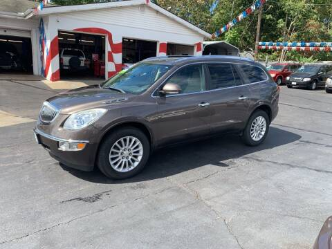 2011 Buick Enclave for sale at Hensley Auto Group in Middletown OH