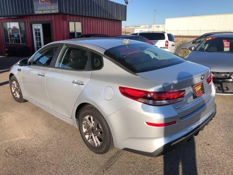 2019 Kia Optima LX 4dr Sedan - Idaho Falls ID