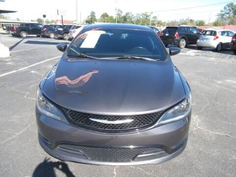 2015 Chrysler 200 for sale at Maluda Auto Sales in Valdosta GA
