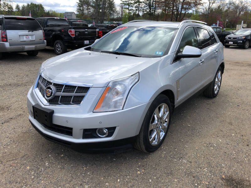 2011 Cadillac SRX for sale at Winner's Circle Auto Sales in Tilton NH