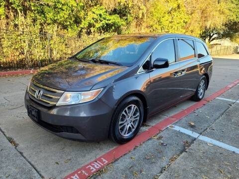 2012 Honda Odyssey for sale at DFW Autohaus in Dallas TX