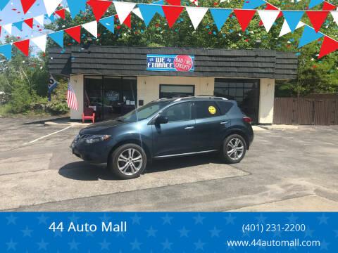 2012 Nissan Murano for sale at 44 Auto Mall in Smithfield RI