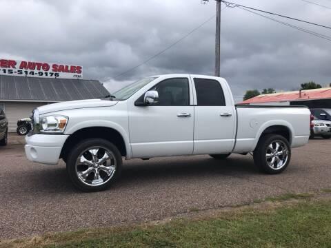 2008 Dodge Ram Pickup 1500 for sale at BLAESER AUTO LLC in Chippewa Falls WI