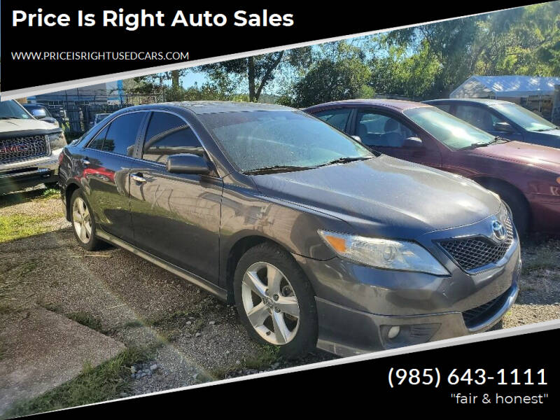 2011 Toyota Camry for sale at Price Is Right Auto Sales in Slidell LA