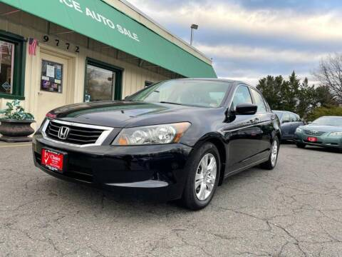 2008 Honda Accord for sale at 1st Choice Auto Sales in Fairfax VA