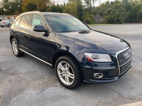 2014 Audi Q5 for sale at GOLD COAST IMPORT OUTLET in St Simons GA