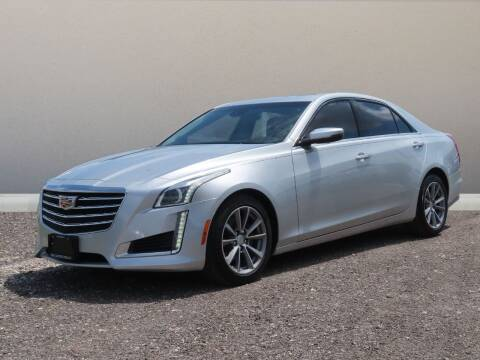 2018 Cadillac CTS for sale at Ron Carter  Clear Lake Used Cars in Houston TX