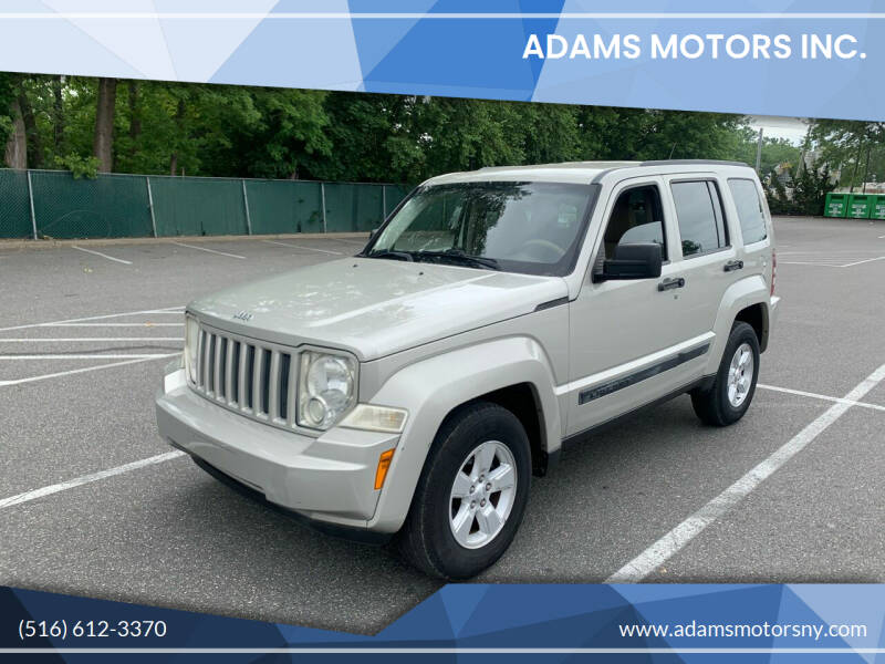 2009 Jeep Liberty for sale at Adams Motors INC. in Inwood NY