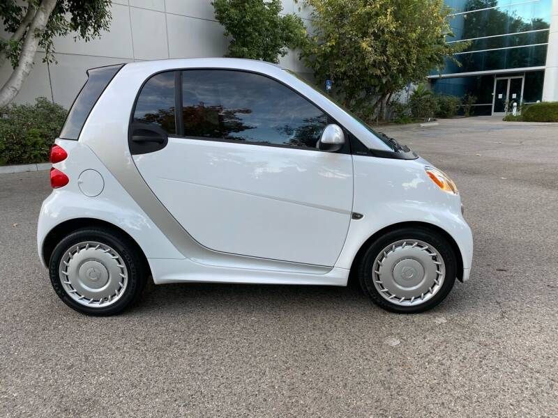 2015 Smart fortwo electric drive 2dr Hatchback - Van Nuys CA