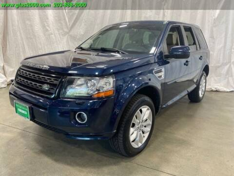 2013 Land Rover LR2 for sale at Green Light Auto Sales LLC in Bethany CT