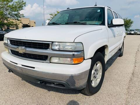 2004 Chevrolet Suburban for sale at Quality Auto Sales And Service Inc in Westchester IL