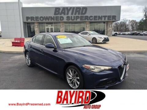 2017 Alfa Romeo Giulia for sale at Bayird Truck Center in Paragould AR