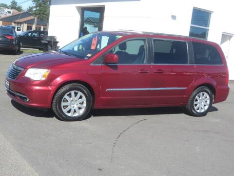 2012 Chrysler Town and Country for sale at Price Auto Sales 2 in Concord NH
