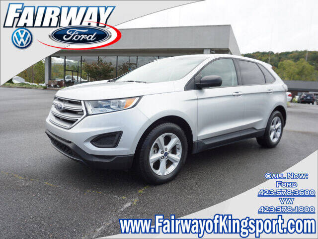 2017 Ford Edge for sale at Fairway Volkswagen in Kingsport TN