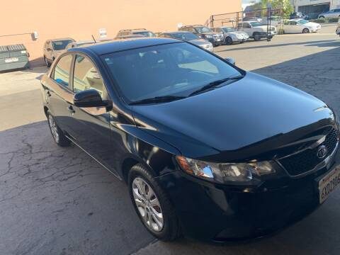 2013 Kia Forte for sale at ALLMAN AUTO SALES in San Diego CA
