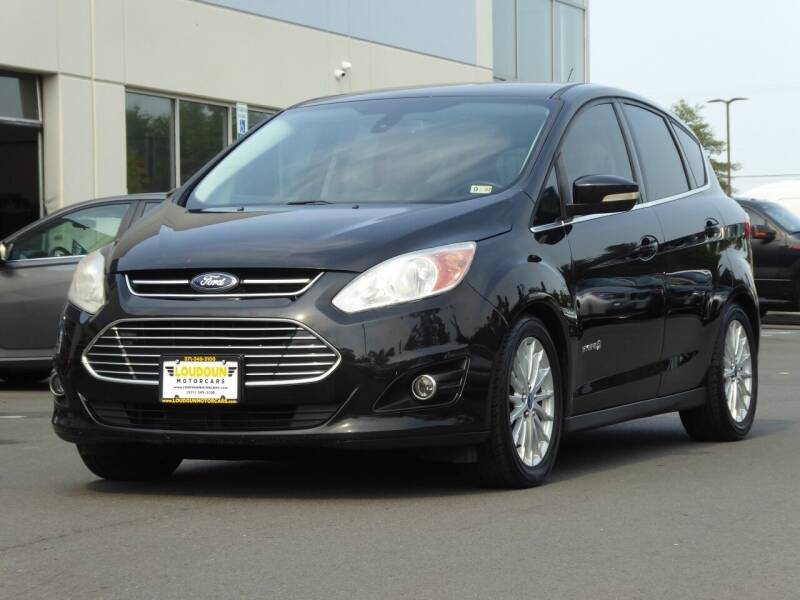 2013 Ford C-MAX Hybrid for sale at Loudoun Used Cars - LOUDOUN MOTOR CARS in Chantilly VA