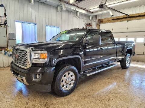 2015 GMC Sierra 3500HD for sale at Sand's Auto Sales in Cambridge MN
