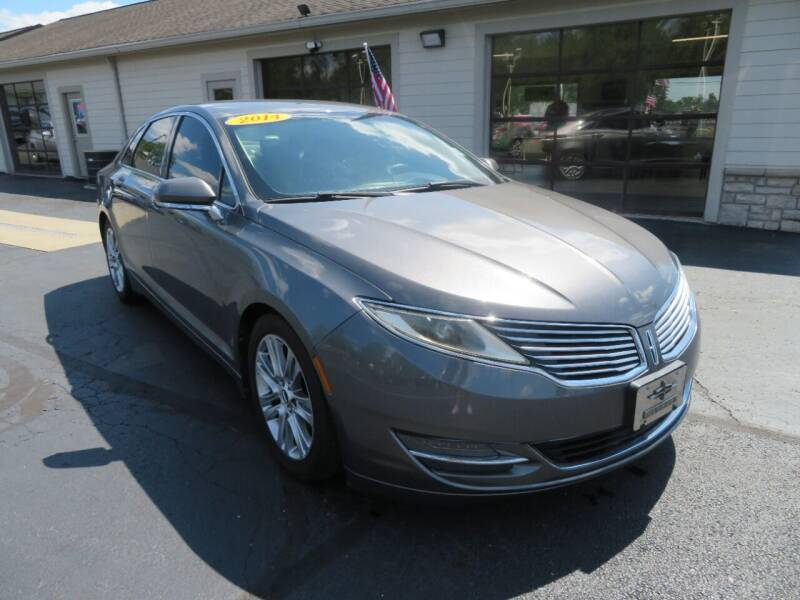 2014 Lincoln MKZ for sale at Tri-County Pre-Owned Superstore in Reynoldsburg OH